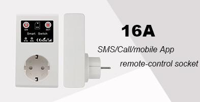 gsm switch socket