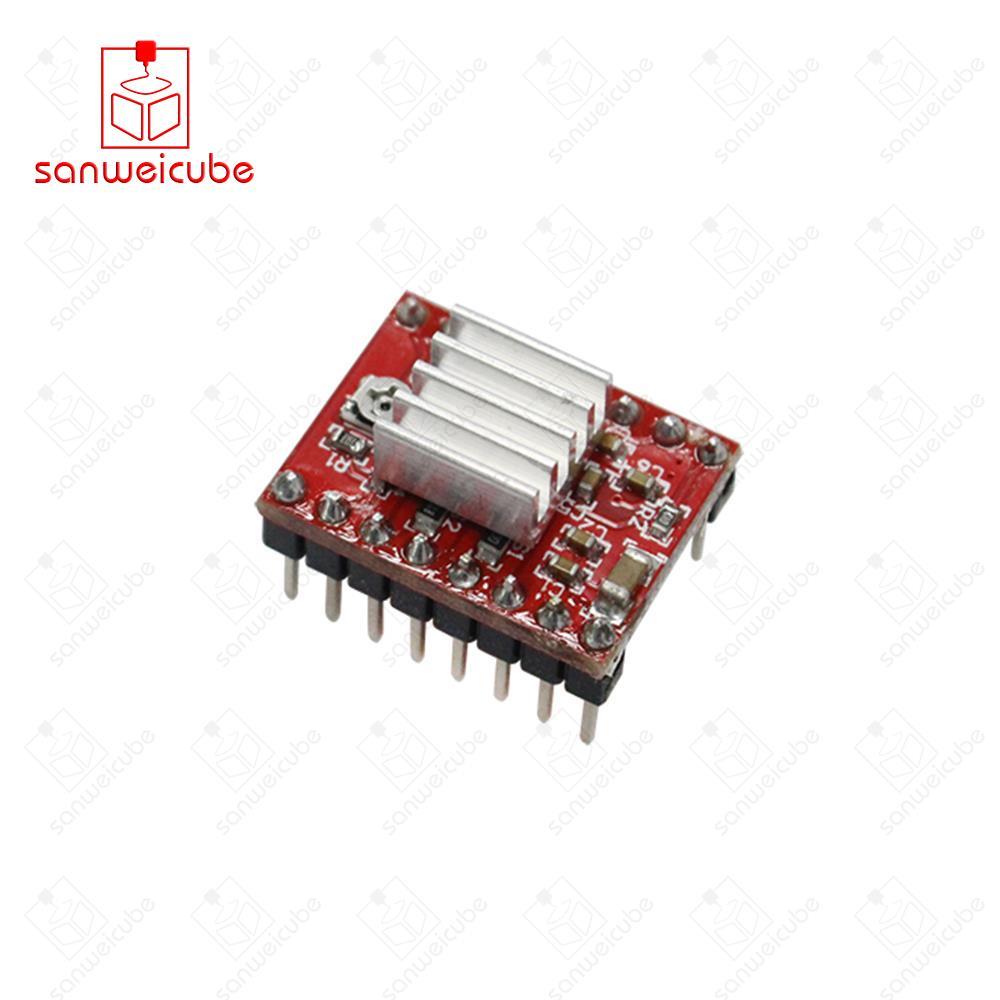 1pcs-lot-reprap-stepper-driver-a4988-green-red-color-module-3d-printer-parts-with-1pcs-heatsink-2-colours-stepper-driver