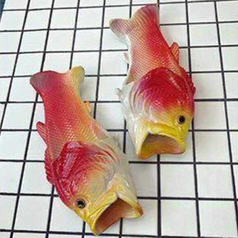 Fish Slippers 1