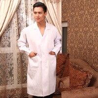 Summer Standard Doctor Clothing Short Sleeve Medical White Coat Physician Services White Lab Coat Hospital Nurse Uniform 18
