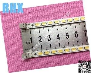 """Image 2 - 2 pezzi/lotto PER LA riparazione SHARP 40 """"TV LCD Retroilluminazione A LED LJ64 02609A 2010SVS40 60HZ 62 LMB 4000BM11 1 pezzo = 62LED 456mm 1 set = 2 pezzi"""
