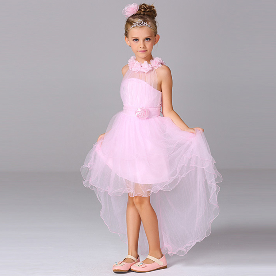 Top Grade wedding dress for child girls wedding party dresses kids ...
