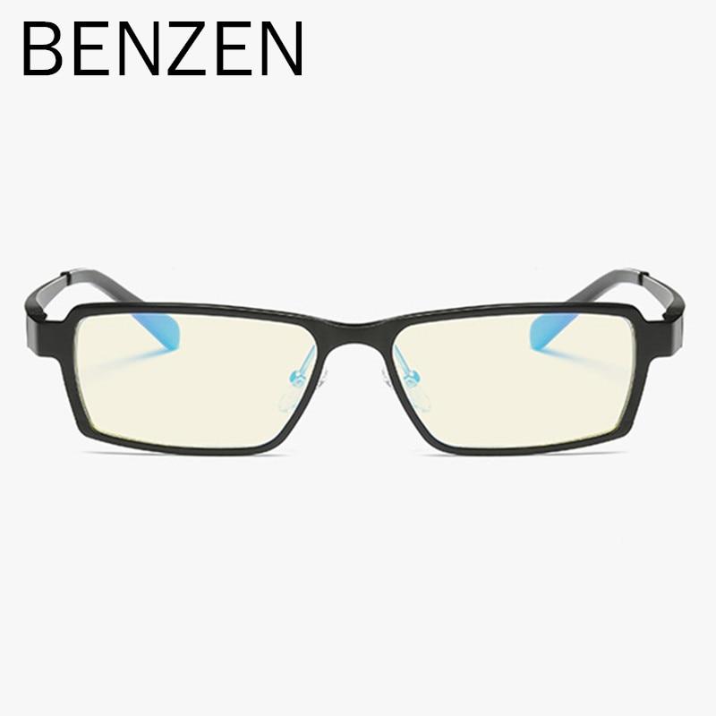 BENZEN Anti Blau Rays Computer-brille Readers Lesegläser Al-MG Rahmen Gläser Jbrdhl