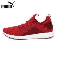 Original New Arrival 2018 PUMA Mega NRGY Knit Men S Running Shoes Sneakers