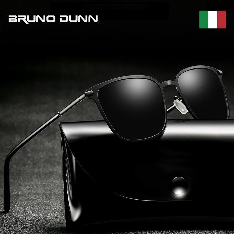BRUNO DUNN Polarized Sunglasses Men Sun Glasses Women Oculos de sol masculino feminino ray sunglases erkek gunes gozlugu glases