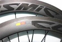 2019 Лидер продаж Ultra Light космический SLR Carbon Колеса 700C 38/50mm довод 23 мм Ширина Powerway R13 Racing колесная пара велосипеда