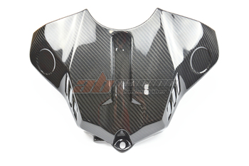 Tank Cover  For Yamaha R1 2015 2016 2017 2018  Full Carbon Fiber, 100% Twill