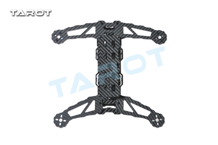 F16829 Tarot Mini 300 Runner TL300B Carbon Fiber Frame kit 4-axle for FPV Quadcopter Mutilcopter  Drone Aircraft Accessories drone with camera rc plane qav 250 carbon frame f3 flight controller emax rs2205 2300kv motor fiber mini quadcopter