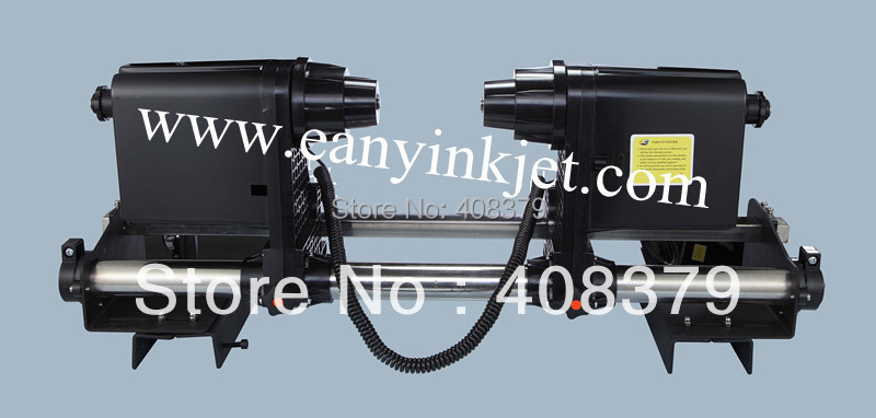Mimaki printer Take up Reel System  Paper Collector printer paper receiver +2 motor  for Roland Mimaki Mutoh plotter printer dual tower 90mm fan 4 heatpipe cpu fan cpu cooler lga775 1150 1155 1156 fm1 fm2 am2 am2 am3 am3 coolerboss cah 409 04