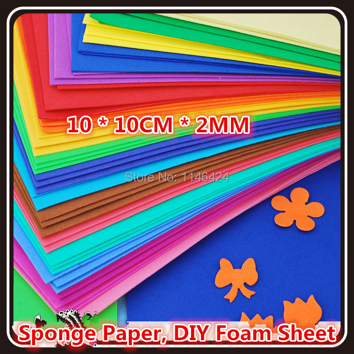 Online buy wholesale foam sheets from china foam sheets for Soft foam sheets craft