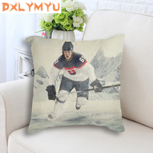 Modern NHL Sports Picture Cushion Cover Ice Hockey Poster Pillow Sofa Decorative Pillows For Pillowcases 45x45cm