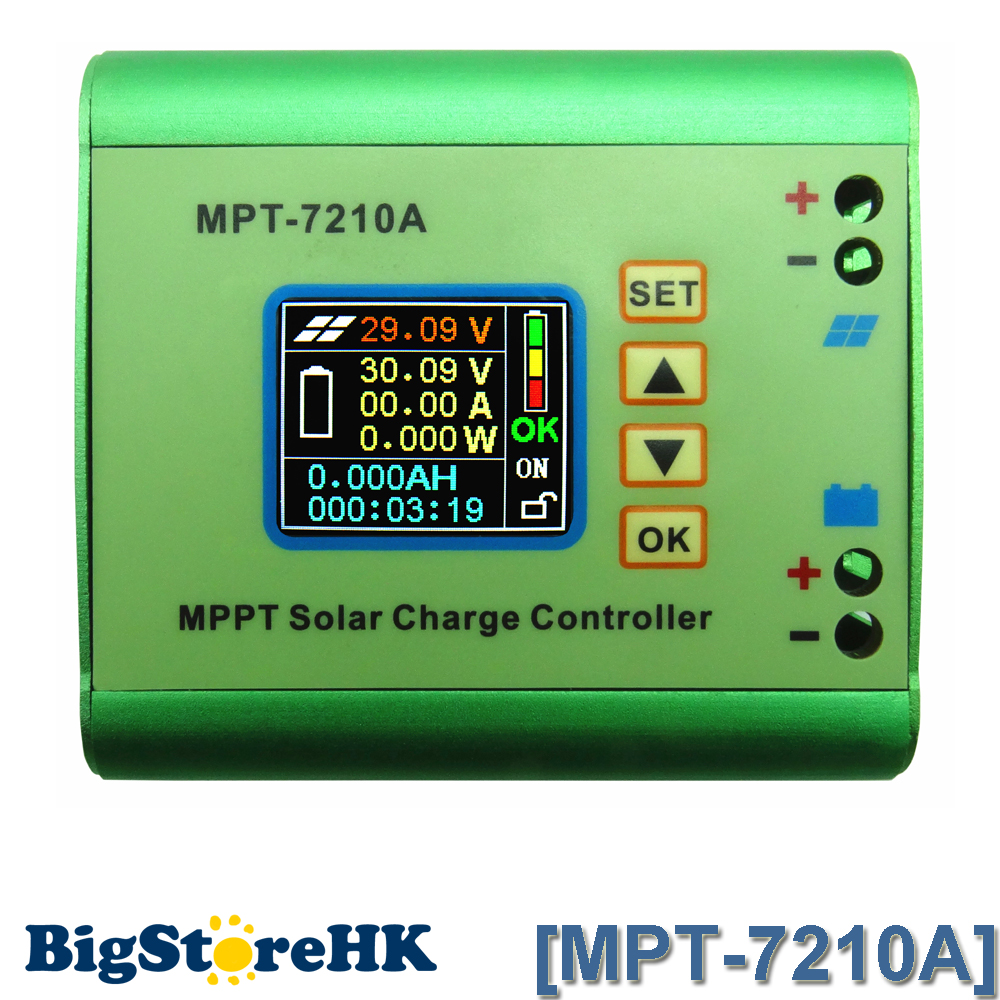 DC-DC Solar Charge Controller MPPT 10A for 24V 36V 48V 60V 72V Lithium Battery Charge Management DC-DC Step-Up Power mens camo field jacket