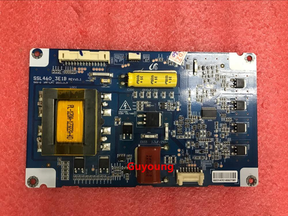 Universal For Sam Sung Screen SSL460-3E1B REV: 0.1 Constant Current Board High Voltage Board LED Board SSL460