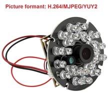 720P HD OV9712 CMOS free driver H.264 usb 2.0 ir infrared usb camera night vision with audio microphone