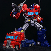 Transformable toy robot LT03 Optimus OP Pillar MT CD01 KO Edition Auto MP Grade Pack Kit PVC Action Kid Dolls