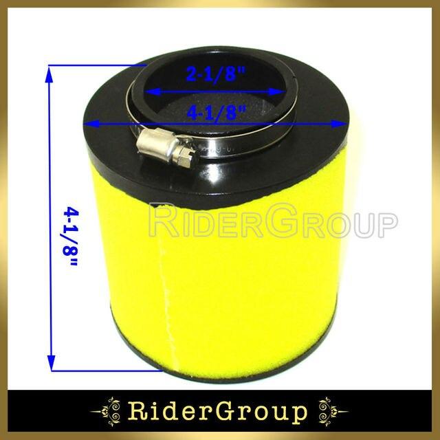 Filtro De Ar Para OEM Honda 17254 HN5 670 350 Rancher Quad ATV 4x4