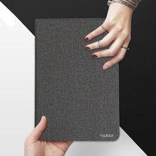 Чехол для планшета Xiaomi Mi Pad 4 8 дюймов MiPad 4, кожаный складной флип-чехол с подставкой, мягкий силиконовый чехол для Xiaomi MiPad4 8,0