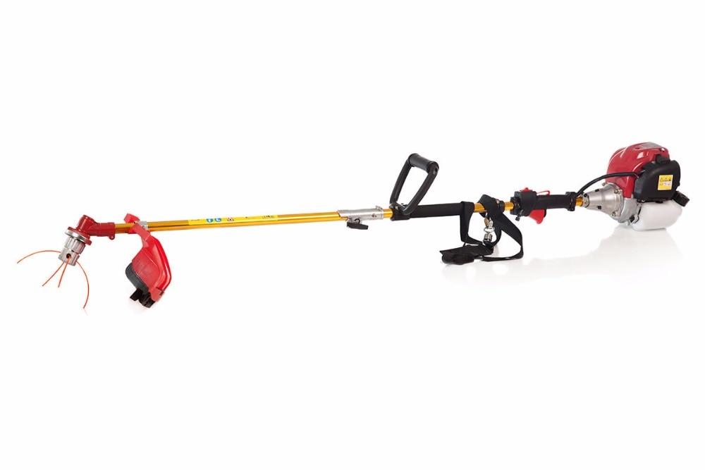 2019 Nieuwe Kwaliteit 6 in 1 Multi tool Bosmaaier 4 takt GX35 Motor - Tuingereedschap - Foto 3