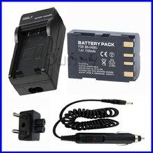 Батарея и Зарядное устройство для JVC bn-v408, bn-v408u, bn-v408us, bn-v428, bn-v428u, bn-v428us, bn-v416, bn-v416u литий-ионный Перезаряжаемые