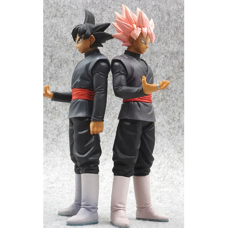 Action & Toy Figures Liberal 18cm Anime Dragon Ball Z Bwfc Silver Hair Goku Figure Pvc Collection Model Action Figure Toys Brinquedos For Christmas Gift