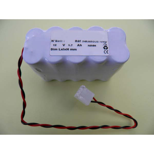 2000mAh New Electrocardiogram machine battery for ARGUS 414 POMPE 344 цены онлайн
