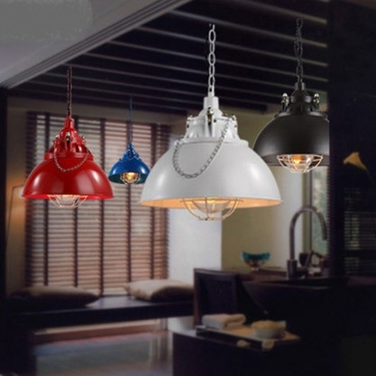 American Loft Iron Art Glass Retro Pendant Light Fixtures Industrial Vintage Lighting For Living Dining Room Bar Hanging Lamp car styling auto roof rack side rails bars baggage holder luggage carrier aluminum alloy for ford escape kuga 2013 2014 2015