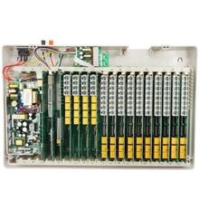 Гибридная телефонная система PABX hotel PBX с 96 расширениями CP1696-496
