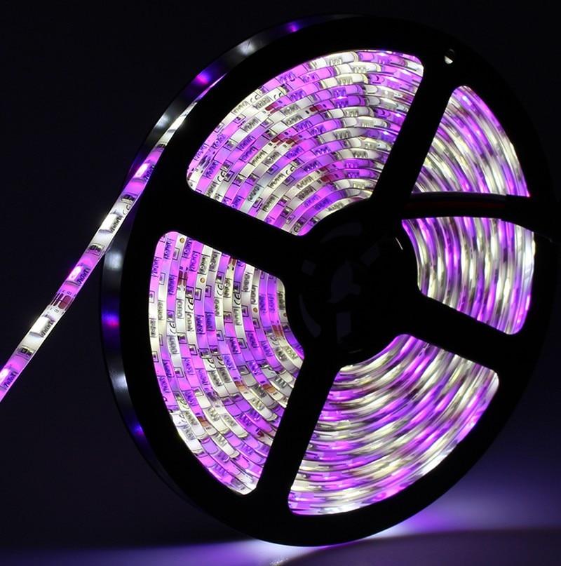 15M 20M 10M 5050 RGBW RGBWW Жарық диодты жолағы IP65 - LED Жарықтандыру - фото 5