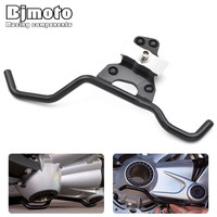 BJMOTO Motorcycle Steel Para Lever Guard Protector For BMW R 1200GS LC 2013 2018 R 1200