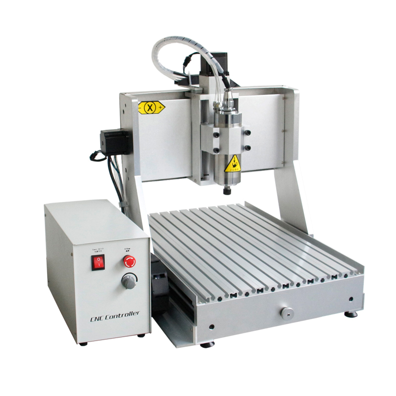 3 axis cnc wood router engraver 3040ZH 800W spindle mini cnc milling machine ER11 130mm Acceptable material thickness cheap price mini cnc router 2520t 3 axis 200w spindle for new user or school tranining