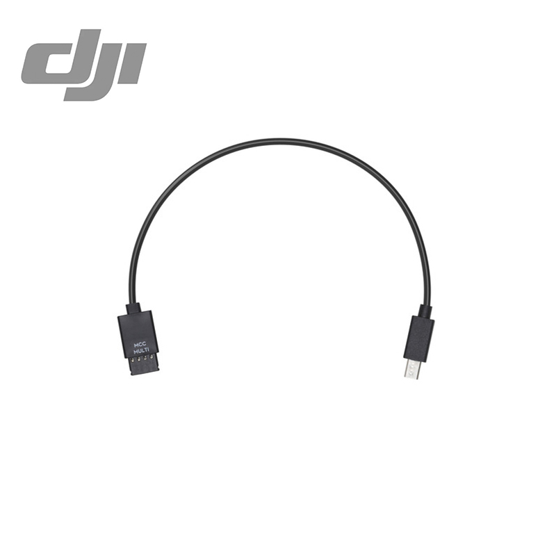 DJI Ronin S Multi Camera Control Cable (Multi) Connect Your Sony Camera To The Ronin-S Camera Control Port Original In Stock