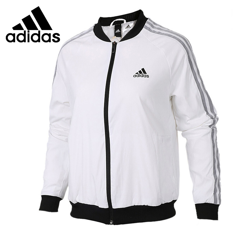 Original New Arrival 2017 Adidas Performance HF JKT WV BOMBE Womens jacket Sportswear