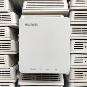 Image 4 - 90% new used equipment 20pcs Huawei Gpon Onu HG8310M ftth ont fiber optic used router 1GE without power and Boxes
