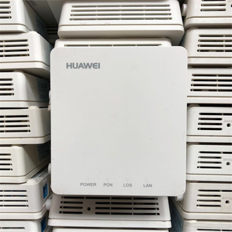 90% nouveau matériel utilisé 40 pièces Huawei Gpon Onu HG8310M ftth ont fibre optique utilisé routeur 1GE sans puissance et B - 4