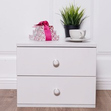 Nightstand End Table Bedside Cabinet