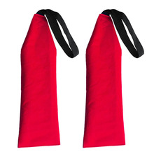 2Pcs High Quality Oxford fabric Premium Safety Flag Kayak Long Load Canoes Boat Accessories