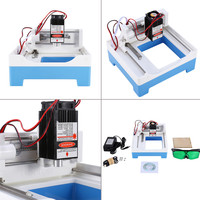 1 Set 2000WM Engraver Laser Engraving Machine DIY Laser Cutting Engraver For Paper Wood Plastic Phone