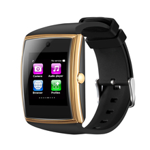 new Lg518 smart watch 3D curved surface IPS high Bluetooth3.0 NFC Support Sim TF Card Pedometer Sleep Monitor Waterproof Smart