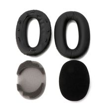 Soft Protein Leather Earpads Replacement Ear Pads Ear Cushion For SONY MDR-1000X MDR 1000X WH-1000XM2 Headphones sony mdr 1000x c