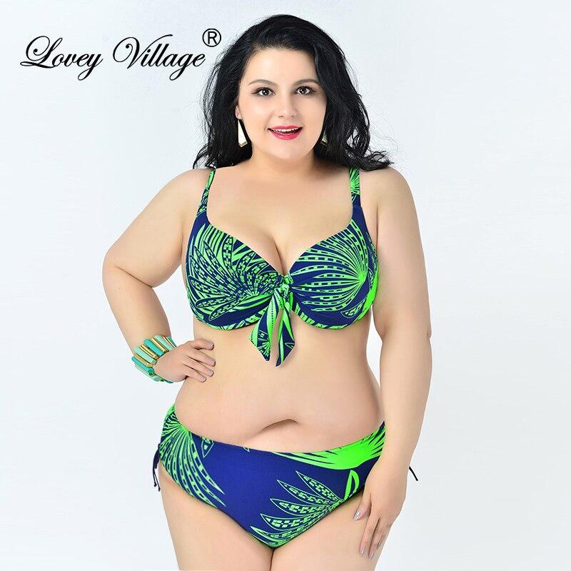 Lovey Village 2016 Moterys pliuso dydžio maudymosi kostiumėliai - Sportinė apranga ir aksesuarai - Nuotrauka 1
