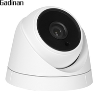GADINAN 2MP 1080P IP Camera Indoor Dome Full HD HI3518E F22 Surveillance Camera 15FPS ONVIF Motion
