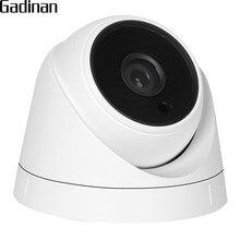 GADINAN 2MP 1080P IP Camera Indoor Dome Full HD HI3518E+F22 Surveillance Camera 15FPS ONVIF Motion Detection Email Alert XMeye