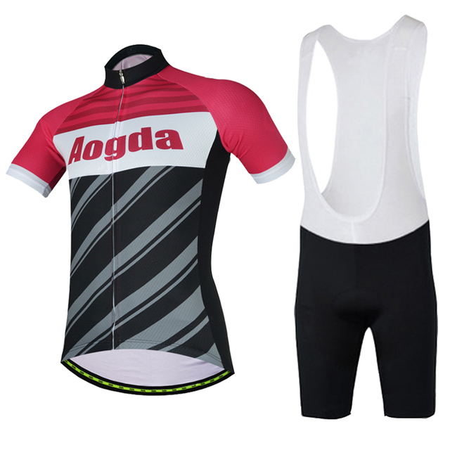 2018 Men s cycling jersey short sleeve and bib shorts gel pad  Pro team  cycling clothing summer  MTB bike wear ciclismo outfit 069d7d9cc