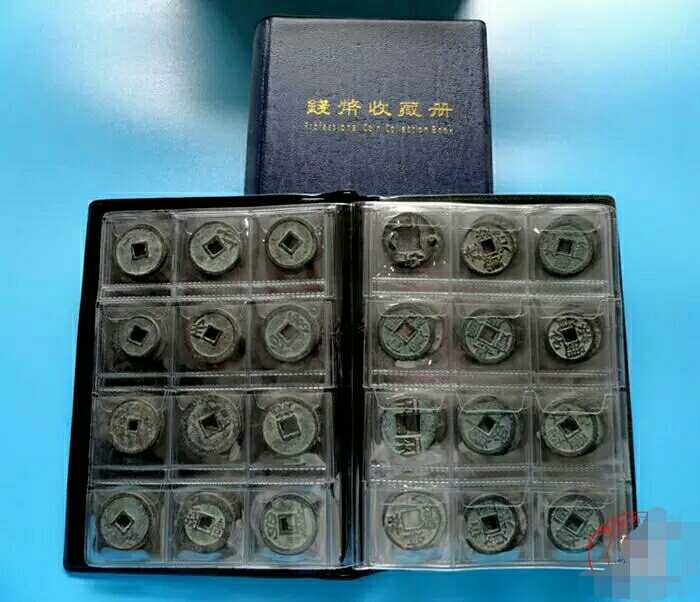 120pc Collection Valuable China antique Coin professional coin collection book metal craft home textile