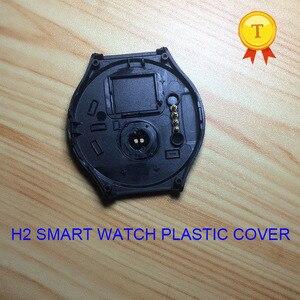 Image 3 - Orijinal h2 smartwatch kol saati akıllı saat saat saat izle plastik blackcover siyah kapak kılıf askısı kemer h2 phonewatch
