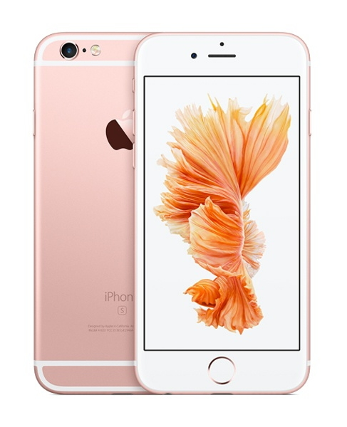 """6S разблокированный Apple iPhone 6S Plus смартфон 4,"""" IOS 16 Гб/64/128 ГБ Встроенная память 2 Гб оперативной памяти 12.0MP двухъядерный A9 4 аппарат не привязан к оператору сотовой связи для б/у мобильных телефонов - Цвет: Rose Gold sealed box"""