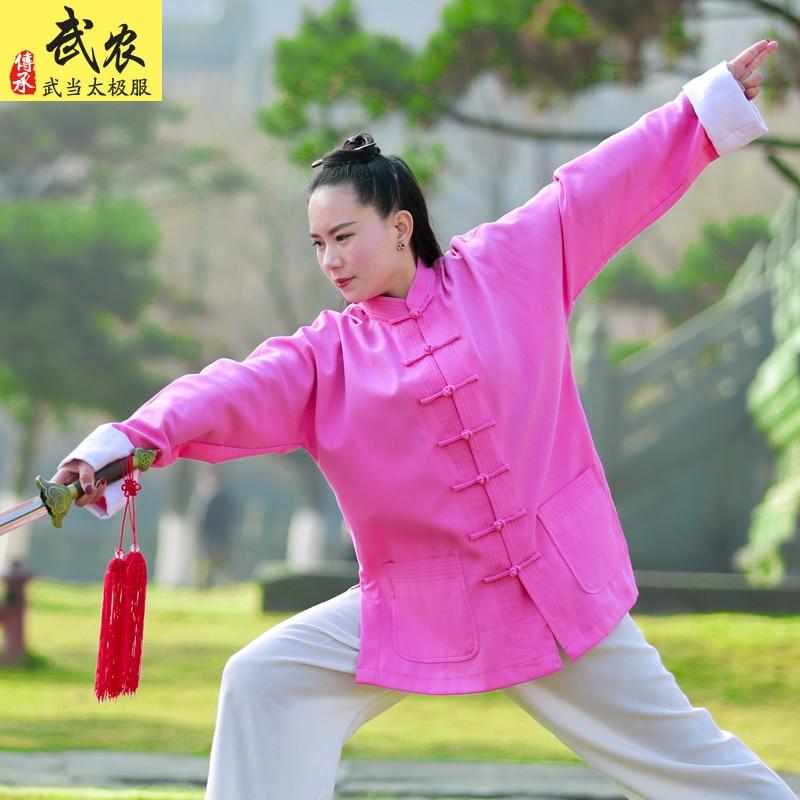 Handmade Linen Tai Chi Uniform , Kung Fu Suit,Wing Chun Uniform,three Pieces Jacket,shirt,pants