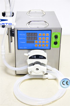 цена на GZL-80 Peristaltic pump water filling machine micro liquid filler 0.5-4000ml/min lab Dosing Pump peristaltic pump perfume filler