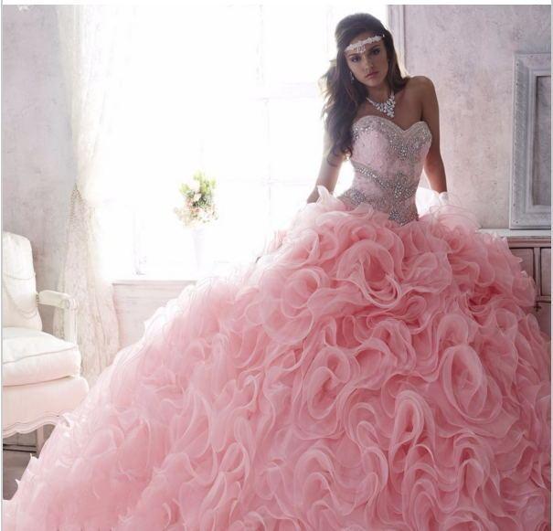 2016 de Lujo Con Cuentas de Encaje de Novia Rosa Clara Vestidos de Quinceañera Puffy 2 en 1 Desmontable Falda de Las Colmenas Dulce 16 Vestidos Del Desfile