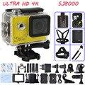 Ultra HD Sport Action Camera 4K WiFi NTK96660 1080P 60fps 30M Diving go waterproof pro gopro hero 4 Style Cam